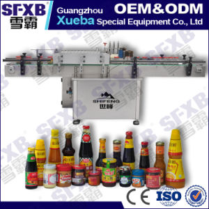 Sfjh-10 Automatic Paste Labeling Machine pictures & photos