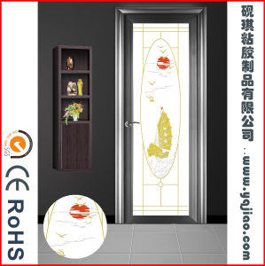 New Style Office Doors Glass Decorative Window Film pictures & photos