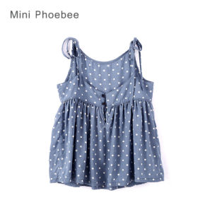100% Cotton Latest Tank Tops for Girls Online pictures & photos