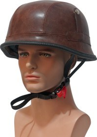 German Style Open Face Motorcycle Helmets for Adult. pictures & photos