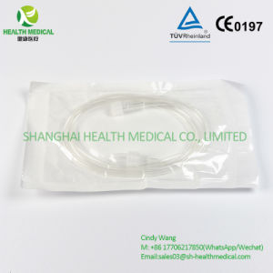 Infusion Catheter with Extension Tube 100cm in Blister Packing pictures & photos