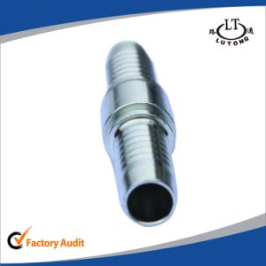 Carbon Steel Hydraulic Double Connerctor pictures & photos