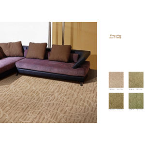Machine Made Tufted Wool Carpet pictures & photos