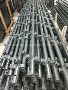 High Quality Kwikstage Scaffolding Standard pictures & photos