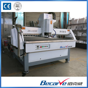 1325 4.5kw Water Cooled Spindle Acrylic/PVC Working CNC Router pictures & photos