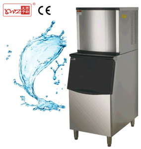 Ice Making Machine/Ice Maker/Cube Ice Maker with Ce Approved 350kg/Day pictures & photos