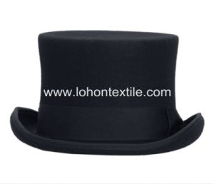 High Quality Wool Felt Top Hat Party Festival Hat Cap