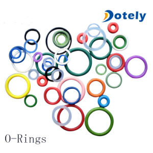 Gaskets and Seals Silicone O-Rings pictures & photos