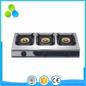 Piezoelectric Lgnition Design Kitchen Stove, Gas Stove pictures & photos