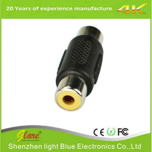 High Quality Gold Plated RCA Plug pictures & photos