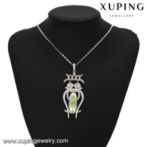 32905 Fashion Noble Owl Design Pendant with Crystals From Swarovski Jewelry pictures & photos