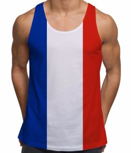 Wholesale Custom Mens Tank Top (A663)