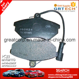 Wholesale China Brake Pads for Chery Tiggo T11-3501080 pictures & photos