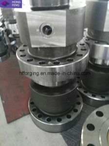 Alloy 4140 Forging Valve Cover for Petrochemical Machine pictures & photos
