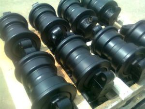 Excavator Undercarriage Parts Track Roller, Down Roller, Lower Roller pictures & photos