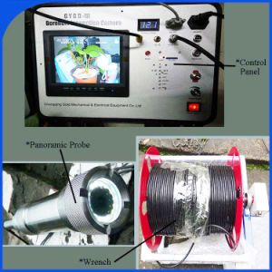 Water Well Camera Made in China, Drill Hole/Borehole Inspection Camera pictures & photos
