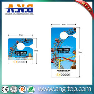 860~960MHz UHF RFID Hang Tag for Parking Management pictures & photos