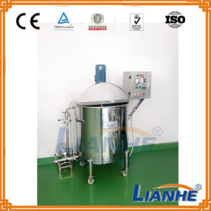 100L Mixing Tank Heating Liquid Washing Mixer pictures & photos