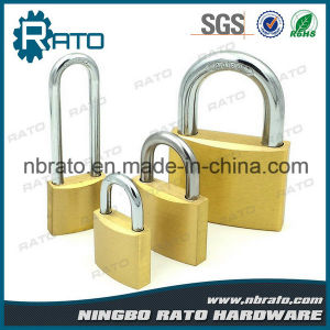 Key Alike Security Solid Brass Padlock for Promotion pictures & photos