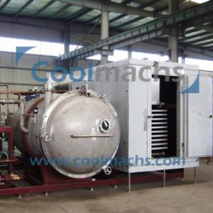 Lyophilization Machine for Industrial Production/Industrial Lyophilizer pictures & photos
