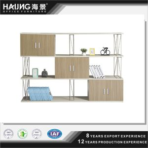 Simple Look Free Standing Display Cabinet pictures & photos