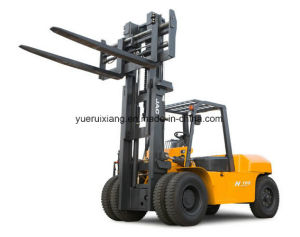 New Cpcd100 10ton Diesel Forklift for Sale pictures & photos