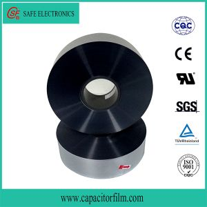 Aluminum-Zinc Alloy Mylar Film with PP Opaque Capacitor Insulation Film pictures & photos
