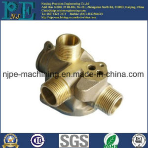 High Quality Custom Brass Casting Products pictures & photos