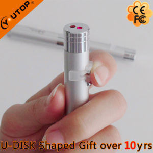 Laser Light Pen Style USB Pendrive for Promotional Gifts (YT-7105) pictures & photos