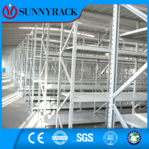 Q235 Warehouse Storage Longspan Shelving Rack pictures & photos