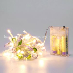 LED Colorful Stone Fairy String Light Set for Garden Tree Christmas Wedding Party Decoration 2017 New Hot Sell pictures & photos