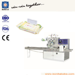 High Efficiency Cleaning Wipe Packing Machine