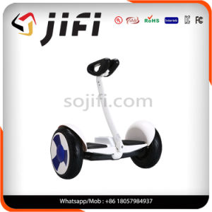 Hot Sell New Design Jifi Ninebot, Self Balancing Electric Scooter with Handle pictures & photos