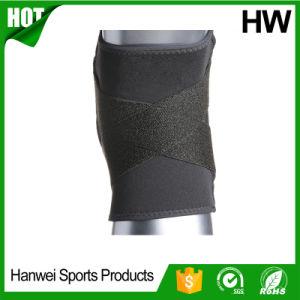 Whosale Adjustable Closed Patella Neoprene Knee Brace (HW-KS030) pictures & photos