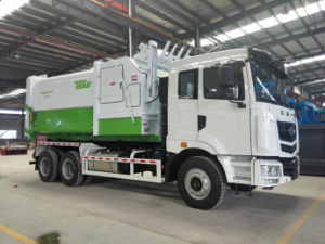 Garbage Truck with High Quality From Professional Manufacturer pictures & photos