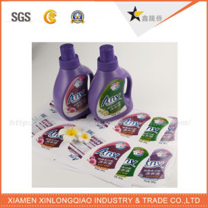 Customized Design Printer Vinyl Digital Printed Label Printing Sticker pictures & photos