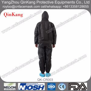 Spunbond Coverall Suit (Jacket & Trousers) for Painting and Cleaning Protection pictures & photos