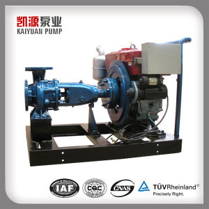 Kyc Agricultural Irrigation Diesel Engine Water Pump Single Stage Double Suction Split Casing Water Pump pictures & photos