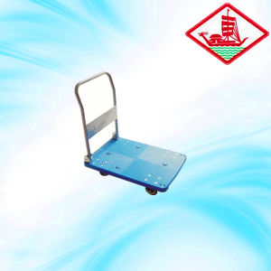 Plastic Hand Truck with Good Price pictures & photos
