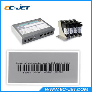 Commercial Printing Machine Auto Barcode and Qr Code Printer (ECH800) pictures & photos