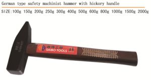 Good Quality Machinist Hammer with Wooden Handle German Type pictures & photos