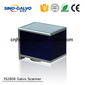 Ce High Quality Js2808 Galvanometer Scanner for Laser Engraving Machine pictures & photos