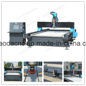 Low Cost! ! Jcs1325L Atc Marble CNC Cutting Router Engraving Machine pictures & photos