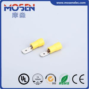 FDD Mdd Pbdd Mdp High Quality PVC Nylon Copper Male Female Insulated Quick Disconnector pictures & photos
