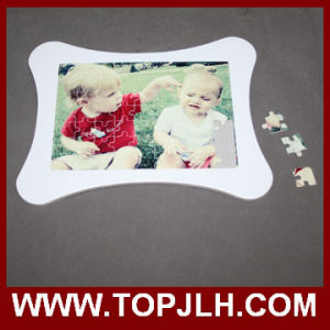 Multi-Style Paper Material Stand Frame Photo Sublimation Puzzle pictures & photos