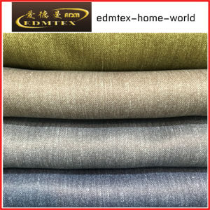 100% Polyester Blackout Fabric for Curtains EDM-CZ1515 pictures & photos