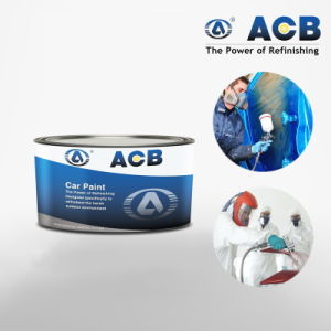 Automotive Refinish Products Car Polyester Putty pictures & photos