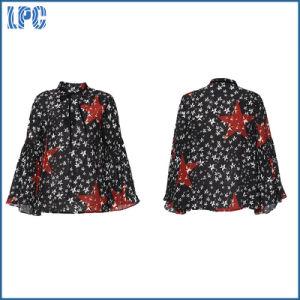 Black Silk Loose Comfortable Fashion Ladies Dress pictures & photos