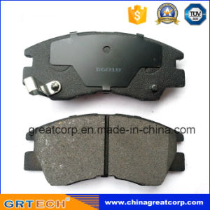 D6018m Chinese Disc Brake Pads for Mitsubishi