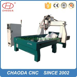Stone Pillar Carving Equipment CNC Engraver Machine for Sale pictures & photos